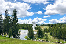 Upper Geyser Basin, Yellowstone National Park, United States
