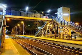 Железнодорожная станция  Szczecin Dabie