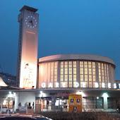 Железнодорожная станция  Brest