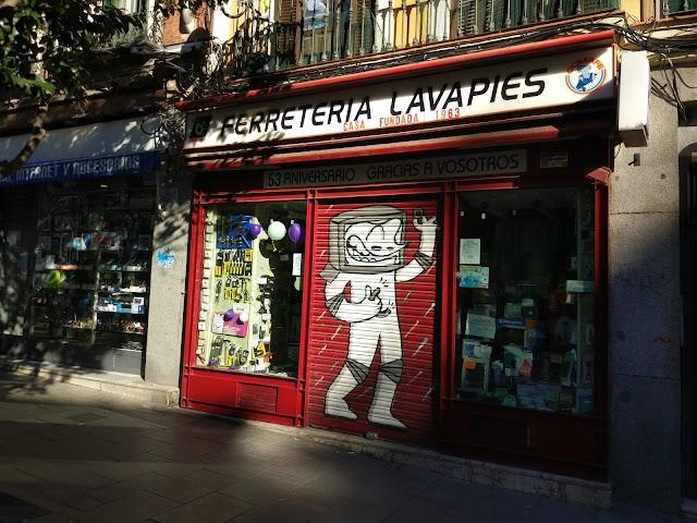 Ferreteria Lavapies