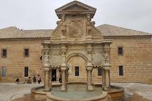 Plaza del Populo, Baeza, Spain