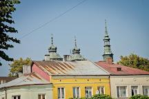 Collegiate Church of Saint Martin, Opatow, Poland