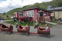Reindeer Farm, Palmer, United States