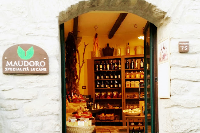 Maudoro - Specialita Lucane, Castelmezzano, Italy