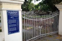 Old Protestant Cemetery, George Town, Malaysia