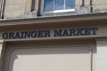 Grainger Market, Newcastle upon Tyne, United Kingdom