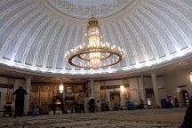 Jame'Asr Hassanil Bolkiah Mosque, Bandar Seri Begawan, Brunei Darussalam