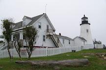 Pemaquid Point Lighthouse, Bristol, United States