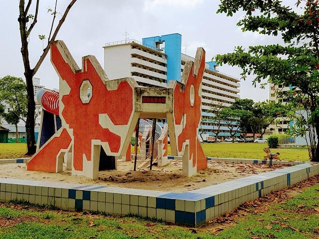 Tao Payoh Dragon Playground