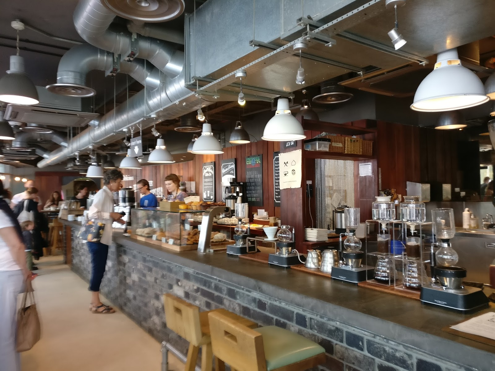 Small Batch Coffee Roasters: A Work-Friendly Place in Brighton