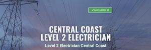 Central Coast Level 2 Electrician