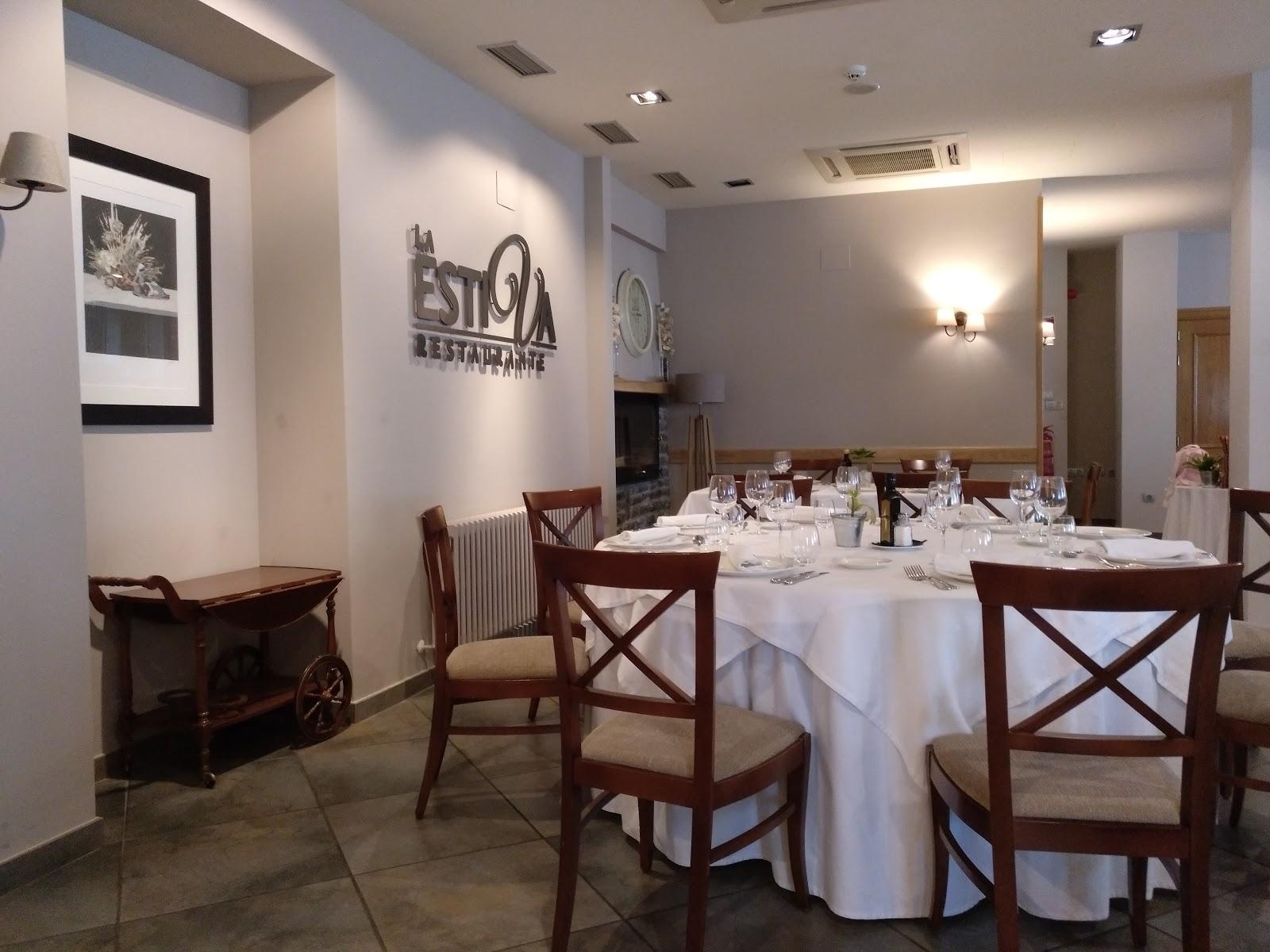 Restaurante La Estiva