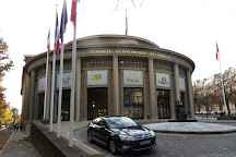 Palais d'Iena, Paris, France