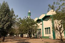 Bamako Grand Mosque, Bamako, Mali