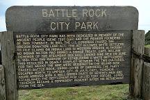 Battle Rock Park, Port Orford, United States