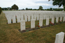 Mendinghem Military Cemetery, Ieper (Ypres), Belgium