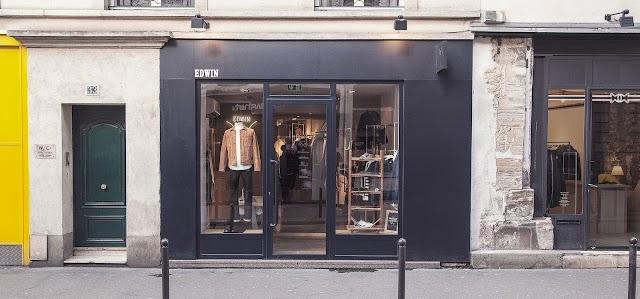 Edwin Store - Paris