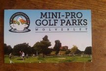 Mini Pro Golf Parks, Wolverley, United Kingdom
