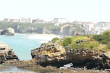Port Vieux Beach, Biarritz, France