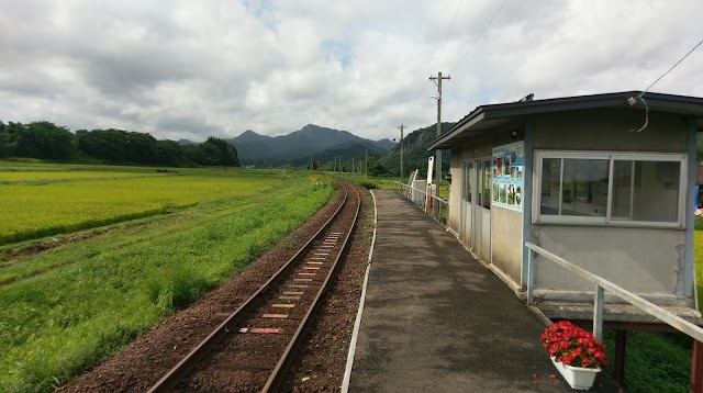 Maeda-Minami Station