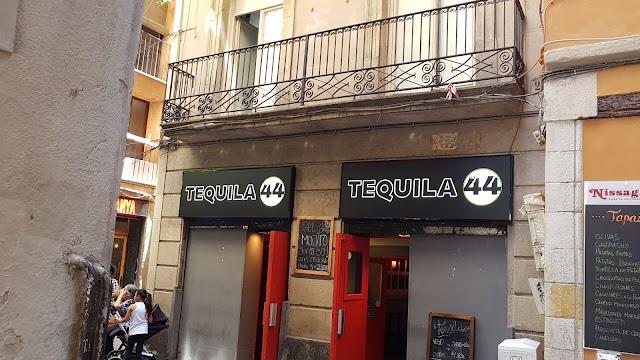 Bar Tequila