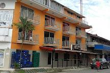 Simon Bolivar Park, Bocas Town, Panama