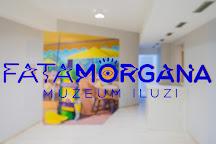 Fatamorgana Muzeum Iluzi, Frantiskovy Lazne, Czech Republic