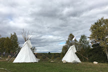 Metepenagiag Heritage Park, New Brunswick, Canada