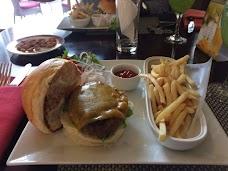 Rakaposhi Cafe Serena islamabad