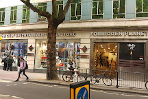 Forbidden Planet, London, United Kingdom