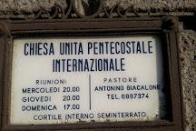 Chiesa Unita Pentecostale, Milan, Italy