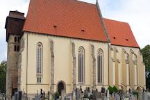 Church of St. Giles (Kostel sv. Jilji), Milevsko, Czech Republic