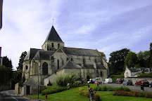 Eglise Saint-Denis, Amboise, France
