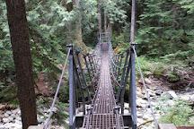 Norvan Falls, North Vancouver, Canada