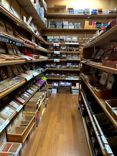 The Cigar Merchant
