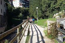 Cascata di Tret, Tret, Italy
