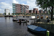 Canal Motorboats, Amsterdam, The Netherlands