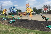 PennDOT Road Sign Sculpture Garden, Meadville, United States