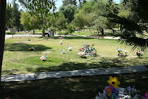 Los Angeles Pet Memorial Park, Calabasas, United States