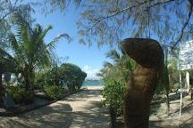 Ile aux Canards island, Noumea, New Caledonia