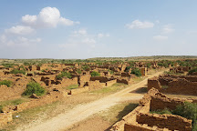 Kuldhara Abandoned Village, Jaisalmer, India