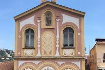 Chapelle de Saint Pierre des Pecheurs, Villefranche-sur-Mer, France