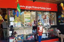 Geppetto's Workshop - Olinda, Olinda, Australia