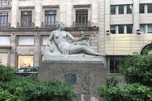 Monument to Francesc Soler i Rovirosa, Barcelona, Spain