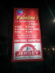 Valentine's Ice cream Parlour & Bakers warangal