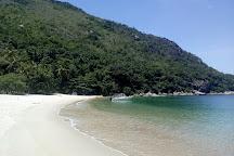 Meros Beach, Ilha Grande, Brazil