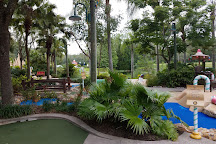 Disney's Winter Summerland Miniature Golf Course, Kissimmee, United States