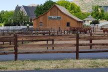 National Pony Express Monument, Salt Lake City, United States