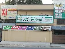 Alhamd Academy karachi