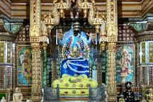 Glass Jain Temple, Nagaur, India